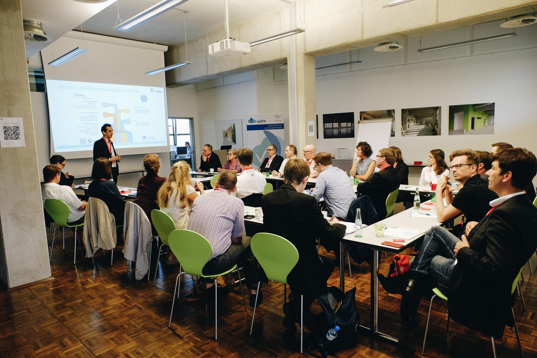 AUDITOR Workshop: Ergebnisse zur praxisgerechten Umsetzung der EU DSGVO